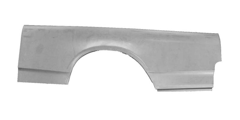Ram Promaster 159 Ext Driver S Side Rear Quarter Panel Fixed