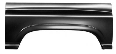 94-'01 DODGE RAM UPPER WHEEL ARCH, DRIVER'S SIDE