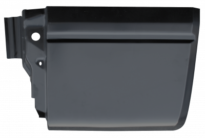 04-'08 FORD F150 REAR DOOR LOWER DOOR SKIN STANDARD CAB, DRIVER'S SIDE