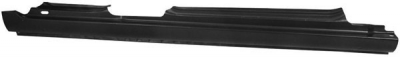 99-'04 VW GOLF & JETTA ROCKER PANEL 4 DOOR, PASSENGER'S SIDE