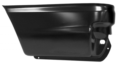92-'10 FORD VAN REAR LOWER QUARTER PANEL SECTION REGULAR (STANDARD) VAN, DRIVER'S SIDE