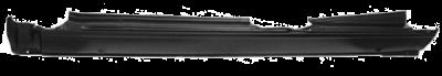 84-'90 BMW 3-SERIES ROCKER PANEL 4 DOOR, DRIVER'S SIDE