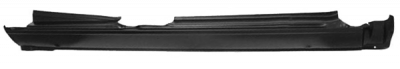 Nor/AM Auto Body Parts - 84-'90 BMW 3-SERIES ROCKER PANEL 4 DOOR, PASSENGER'S SIDE