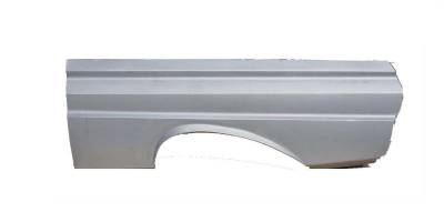 Ford Falcon Futura 64-65 Lower Quarter Panel 2 Door - Driver Side