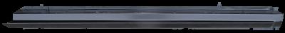 Nor/AM Auto Body Parts - 84-'01 JEEP CHEROKEE ROCKER PANEL, PASSENGER'S SIDE