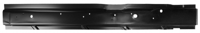 84-'01 JEEP CHEROKEE ROCKER PANEL BACKING PLATE, PASSENGER'S SIDE