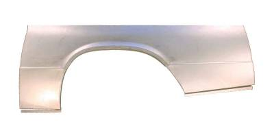Chevelle Malibu 78-83 & El Camino 78-87 Lower Quarter panel 2 Door - Driver Side