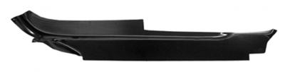 73-'87 CHEVROLET PICKUP CAB FLOOR OUTER SECTION, PASSENGER'S SIDE