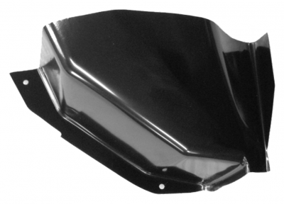 73-'87 CHEVROLET PICKUP AIR VENT COWL LOWER SECTION, DRIVER'S SIDE