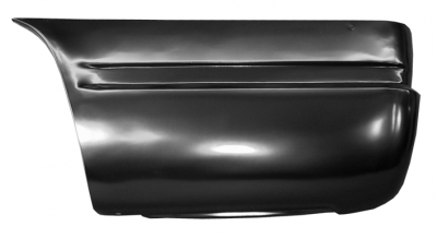 88-'98 CHEVROLET PICKUP REAR LOWER BED SECTION (8' BED) DRIVER'S SIDE