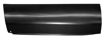 88-'98 CHEVROLET PICKUP FRONT LOWER BED SECTION, PASSENGER'S SIDE