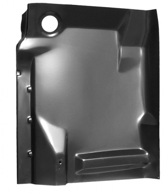 88-'98 CHEVROLET PICKUP COMPLETE CAB FLOOR PAN SECTION (INNER/OUTER WITH BACK PLATE) DRIVER'S SIDE
