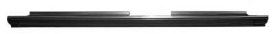 73-'91 SUBURBAN ROCKER PANEL 4 DOOR, DRIVER'S SIDE