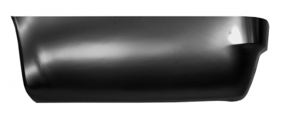 73-'91 SUBURBAN REAR LOWER SECTION QUARTER PANEL, DRIVER'S SIDE