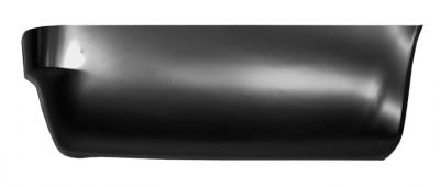 73-'91 SUBURBAN REAR LOWER SECTION QUARTER PANEL, PASSENGER'S SIDE