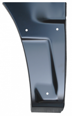 02-'06 AVALANCE FRONT LOWER QUARTER PANEL SECTION, PASSENGER'S SIDE (W/CLADDING)
