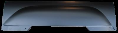 02-'06 CHEVROLET AVALANCHE UPPER WHEEL ARCH, DRIVER'S SIDE (W/CLADDING)