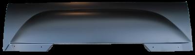 02-'06 CHEVROLET AVALANHCE UPPER WHEEL ARCH, PASSENGER'S SIDE (W/CLADDING)