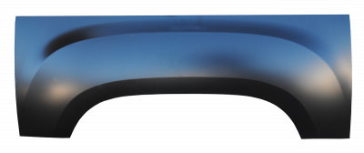 '07-'13 GMC SIERRA UPPER WHEEL ARCH, RH, FOR 6' AND 8' BED