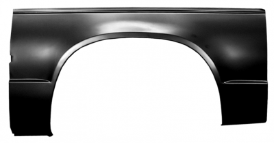 82-'93 S-10 COMPLETE WHEEL ARCH, DRIVER'S SIDE