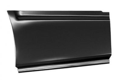 83-'94 S-10 LOWER REAR SECTION QUARTER PANEL, DRIVER'S SIDE
