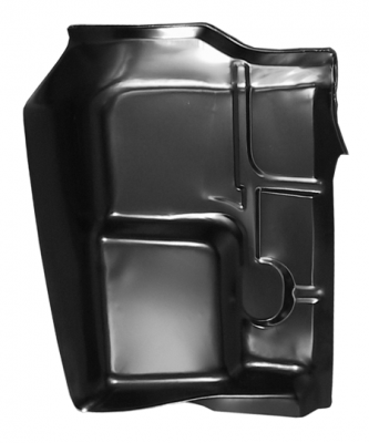82-'94 CHEVROLET S-10 CAB FLOOR PAN, PASSEGER'S SIDE