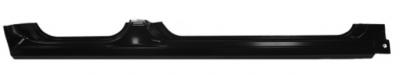 95-'05 CHEVROLET S-10 BLAZER 4 DOOR ROCKER PANEL, PASSENGER'S SIDE