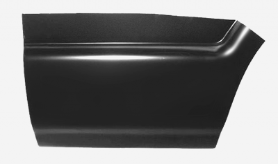 95-'05 CHEVROLET S-10 LOWER FRONT QUARTER PANEL SECTION , DRIVER'S SIDE
