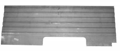 Chevrolet & Gmc Full Size Pickup 88-07 1/2 Width Full Length Floor Bed Section - Driver Side