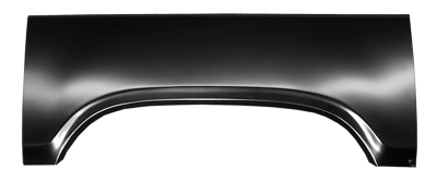 81-'93 DODGE PICKUP WHEEL ARCH UPPER SECTION, DRIVER'S SIDE