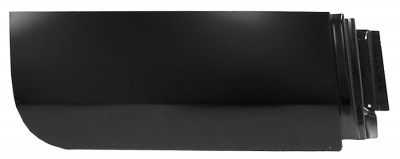 94-'01 DODGE RAM LOWER REAR DOORSKIN QUAD CAB, PASSENGER'S SIDE