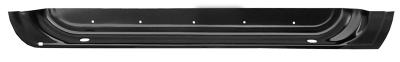 94-'01 DODGE RAM INNER FRONT DOOR BOTTOM, DRIVER'S SIDE