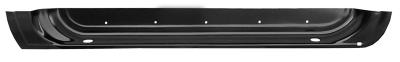 94-'01 DODGE RAM INNER FRONT DOOR BOTTOM, PASSENGER'S SIDE