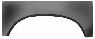 02-'08 DODGE RAM UPPER WHEEL ARCH, DRIVER'S SIDE