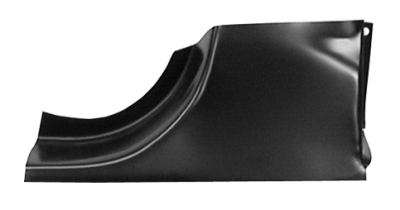 80-'96 FORD PICKUP FRONT DOOR LOWER FRONT PILLAR, PASSENGER'S SIDE