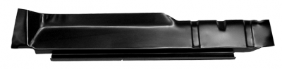 80-'96 FORD PICKUP OUTER CAB FLOOR SECTION, PASSENGER'S SIDE