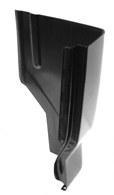 Nor/AM Auto Body Parts - 87-'96 FORD PICKUP CAB CORNER, DRIVER'S SIDE