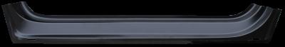 97-'03 FORD F150 INNER DOOR BOTTOM STANDARD/SUPERCAB, PASSENGER'S SIDE