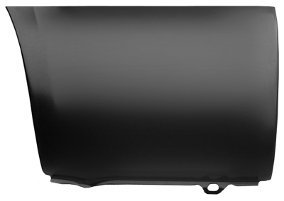 99-'15 FORD SUPERDUTY LOWER FRONT BED SECTION, PASSENGER'S SIDE