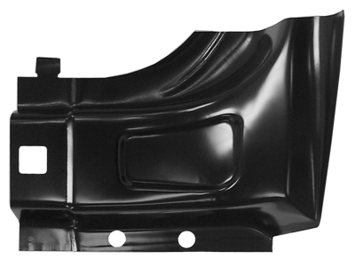 99-'15 FORD SUPERDUTY LOWER REAR DOOR PILLAR EXTENDED CAB, DRIVER'S SIDE