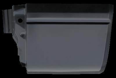 04-'08 FORD F150 REAR DOOR LOWER DOOR SKIN STANDARD CAB, DRIVER'S SIDE