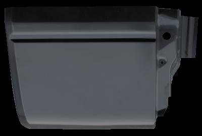 04-'08 FORD F150 REAR DOOR LOWER DOOR SKIN STANDARD CAB, PASSENGER'S SIDE