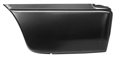 93-'11 FORD RANGER REAR LOWER BED SECTION, DRIVER'S SIDE
