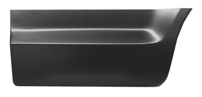 89-'92 FORD RANGER LOWER FRONT BED SECTION, DRIVER'S SIDE