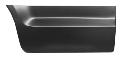 89-'92 FORD RANGER LOWER FRONT BED SECTION, PASSENGER'S SIDE