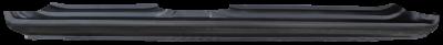 88-'91 HONDA CIVIC SEDAN ROCKER PANEL, PASSENGER'S SIDE