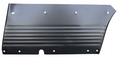 Nor/AM Auto Body Parts - 73-'80 MERCEDES SL FRONT LOWER REAR QUARTER PANEL SECTION, DRIVER'S SIDE