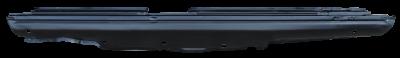 81-'91 MERCEDES W126 S-CLASS ROCKER PANEL (W/ SEL), PASSENGER'S SIDE