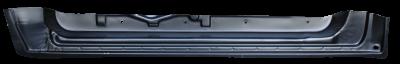 76-'85 MERCEDES 200-300 123 FRONT INNER DOOR BOTTOM, DRIVER'S SIDE