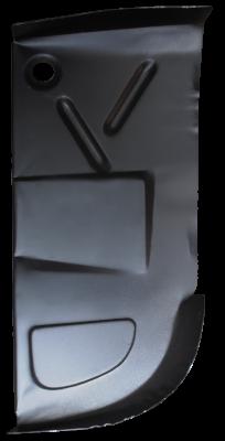 Nor/AM Auto Body Parts - 76-'85 MERCEDES 200-300 W123 TRUNK FLOOR, PASSENGER'S SIDE